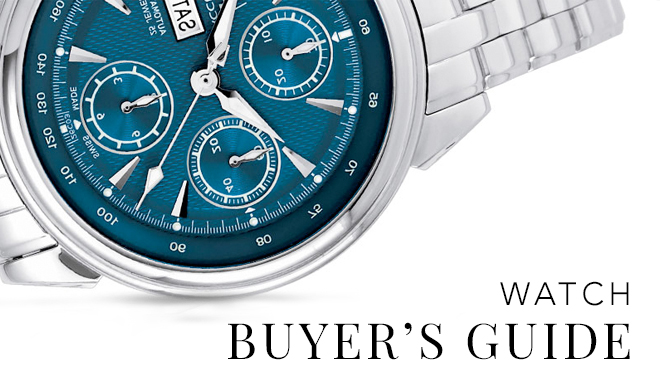 Watch Buyer's Guide